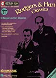 Rodgers & Hart Classics: Jazz Play-Along Volume 21 (Jazz Play Along Ser)