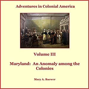 Adventures in Colonial America Audiobook