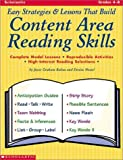 img - for Easy Mini-Lessons That Build Content Area Reading Skills by Baltas Joyce Graham Nessel Denise D. (1999-08-01) Paperback book / textbook / text book