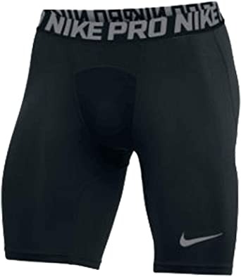 Amazon.com : Nike Mens Pro Compression Shorts Black/Cool ...