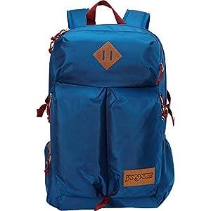JanSport Bishop Laptop Backpack (Black Ballistic Nylon)