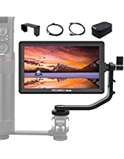 FeelWorld Master MA7 Monitor da Campo 7'' Full HD, 7 Pollici Montor DSLR Camera Field Monitor IPS 4K Full HD 1920x1200 Pixels HD Output, Monitor Mirrorless, Monitor Esterno Reflex
