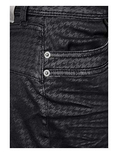 Denim black Print 11554 Mehrfarbig Donna One Street Slim Jeans xYqwv44S