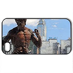 good case Bruce Lee Monument - case cover for iPhone 6 4.7 and 6 4.7s TkHRHOsd2Vt