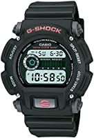 G-Shock DW-9052-1VCF Reloj Digital para Hombre, Negro