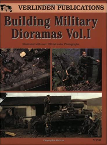 Building military dioramas vol 1 francois verlinden building military dioramas vol 1 fandeluxe Images