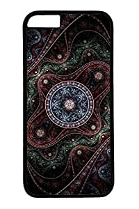 Ancient Patterns Slim Hard Cover for iPhone 6 Plus Case ( 5.5 inch ) PC Black Cases in GUO Shop
