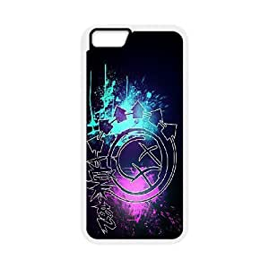 Custom High Quality WUCHAOGUI Phone case Blink 182 Pattern Protective Case For Apple Iphone 6 Plus 5.5 inch screen Cases - Case-10 Kimberly Kurzendoerfer