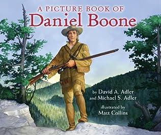 book cover of Daniel Boone