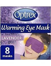 Optrex Warming Eye Mask, Lavender, Pack of 8