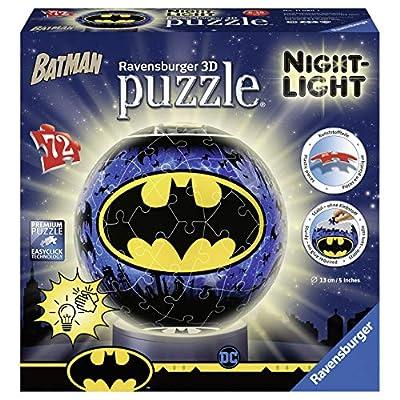 Ravensburger 11080 Batman Puzzle Lampada 3d