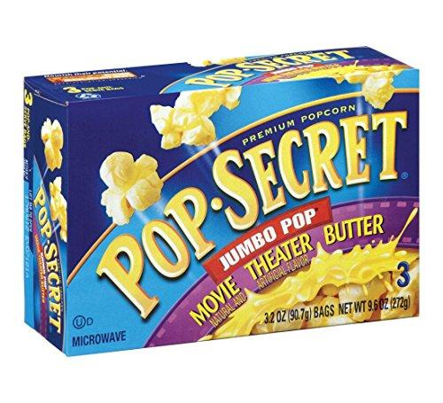 Pop Secret Theater Microwave Popcorn product image