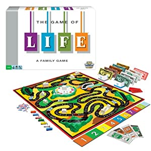 The Game of Life - 51Efbsm9ntL - Winning Moves Games The Game of Life