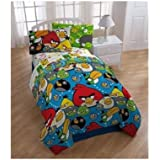 Angry Birds Twin / Full Comforter
