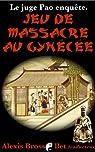 Le juge Pao enquête : Jeu de massacre au gynécée