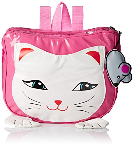 Kidorable Backpack, Lucky Cat (Pink)