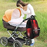 Diaper Bag Backpack Drop of Wine Nappy Bag for Baby Care for Mom with Stroller Straps