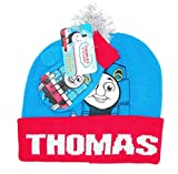 Thomas the Tank Engine Little Boys' Hat and Mitten