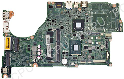 NB.MA311.005 Acer Aspire V5-572 Laptop Motherboard w/Intel Pentium Dual-Core Mobile 2117U 1.8Ghz CPU