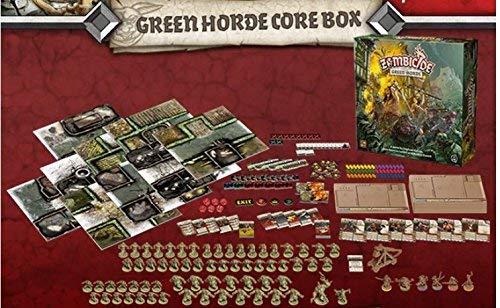 Zombicide Horde Box Kickstarter Exclusive