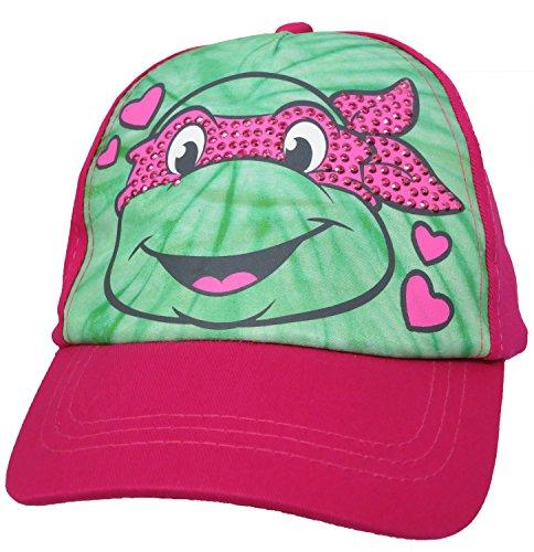 Teenage Mutant Ninja Turtles Girls Baseball Cap [6013] (Teenage Mutant Ninja Turtles Girls)