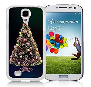 Recommend Design Samsung S4 TPU Protective Skin Cover Merry Christmas White Samsung Galaxy S4 i9500 Case 73