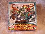 Prehistoric Park Dromaeosaurus 24 Piece Puzzle _#GER4T134D G54EG-4314168760