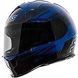 Speed & Strength SS900 Helmet - Evader (Large) (Blue)