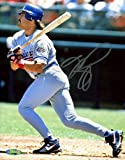 Mike Piazza Signed Autographed Los Angeles Dodgers 8x10 Photo TRISTAR COA