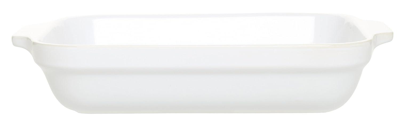 Emile Henry 11x8-Inch Lasagna Baker, White 059630