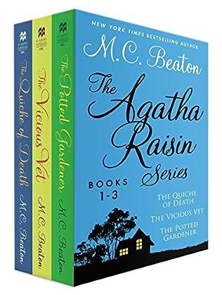 book cover of The Agatha Raisin Series Books 1-3