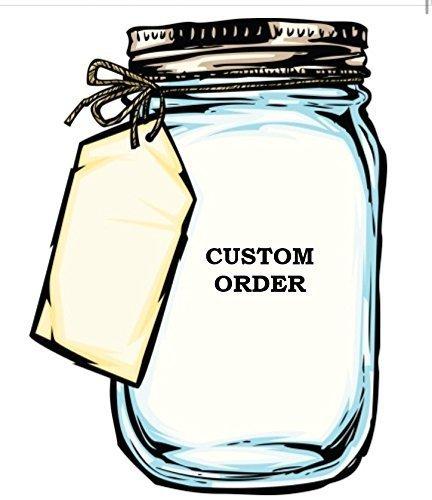 Half Gallon Ball Mason Jar Canister Storage Jar