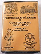 Founders and Leaders of Connecticut,…