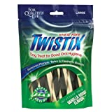 Twistix Vanilla Mint Flavor Dental Chews For Dogs – Large 7 ct, My Pet Supplies