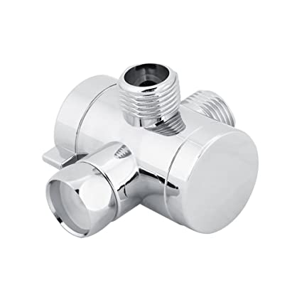 Shower Diverter Valve Water Diverter Shower Head Valve Bathroom