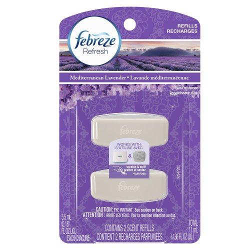 Febreze Set & Refresh Mediterranean Lavender Air Freshener R