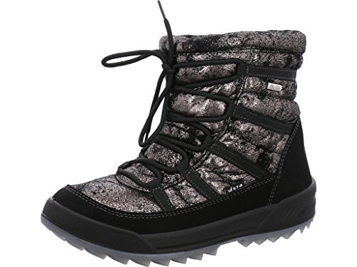 Vista Women's 11-31329 Boots Black - Silver