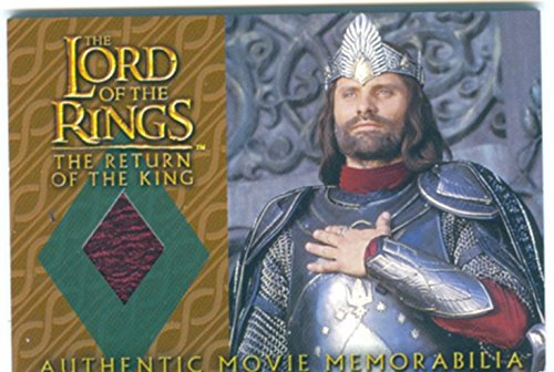 [Lord Of The Rings RotK Update Costume Card Aragorns Coronation Shirt] (Lord Of The Rings Costumes Aragorn)