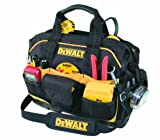DEWALT DG5528 18-Inch Closed-top Tool Bag with Molded Base