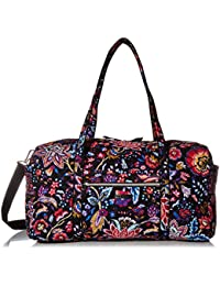 Women's Signature Cotton Large Travel Duffle Bag