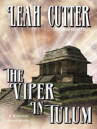 book cover of The Viper in Tulum