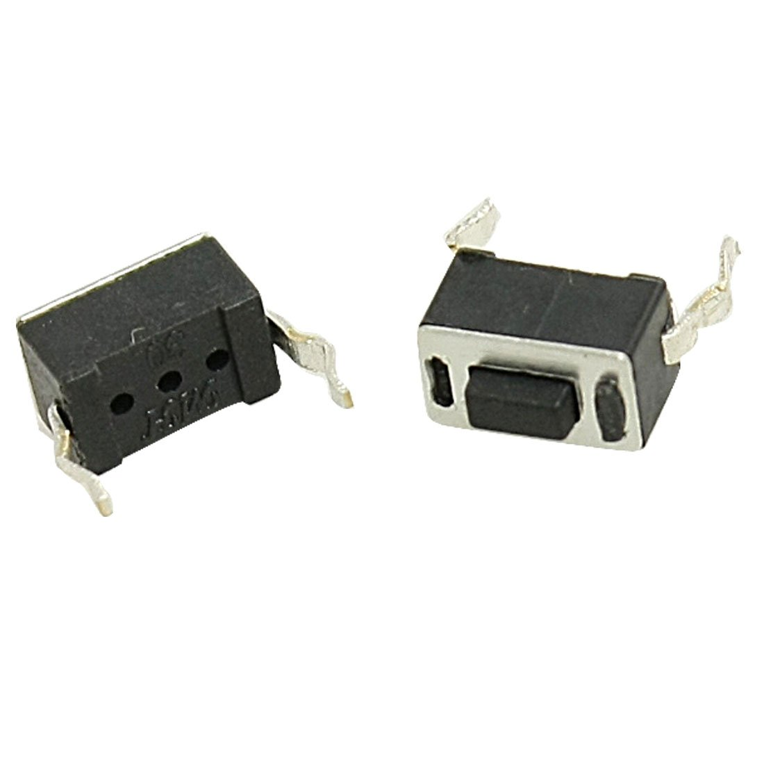 50x Momentary Tact Tactile Push Button Switch 2 Pin Dip Through Hole Buy Wire Buttonpush Micro 3x6x43mm Diy Tools