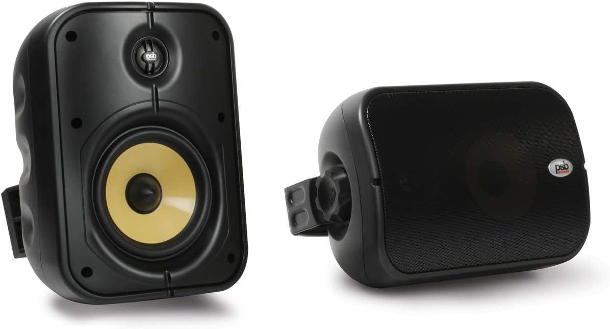 PSB CS500 Universal Compact in-Outdoor Speaker - Black