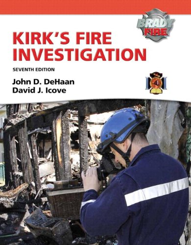 Kirk's Fire Investigation with Resource Central -- Access Card Package (7th Edition) (Fire Investigation I & II)