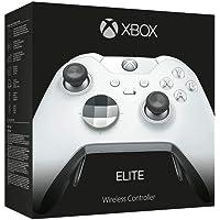 Microsoft Xbox One Elite Wireless Controller (Platinum White)