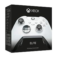Manette sans fil Xbox Elite - Edition Spéciale Blanche