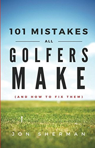 101 Mistakes Golfers Make them ebook product image