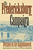 The Fredericksburg Campaign: Decision on the