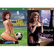 Italian Sexy Women Bundle - Crimes of Passion & Lady Football 2-Movie Set