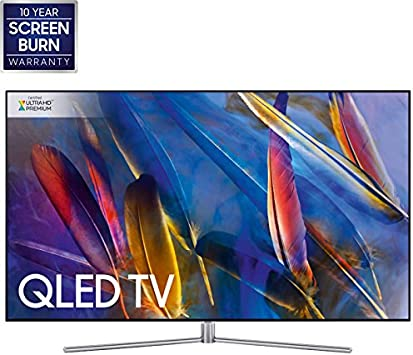 SAMSUNG Q7f de 55 Pulgadas 2017 QLED Certificado Ultra HD Premium HDR 1500 Smart TV 4k: Amazon.es: Electrónica